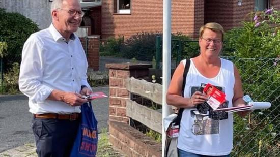 Dirk-Ulrich und Angela